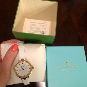 Kate Spade Women's Fashion Watch-with box/tags